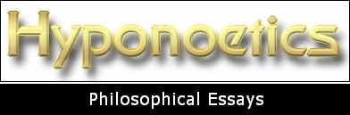 Hyponoetics - Essays